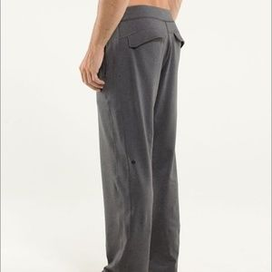 Lululemon Kung Fu Pants With Pockets On The Back